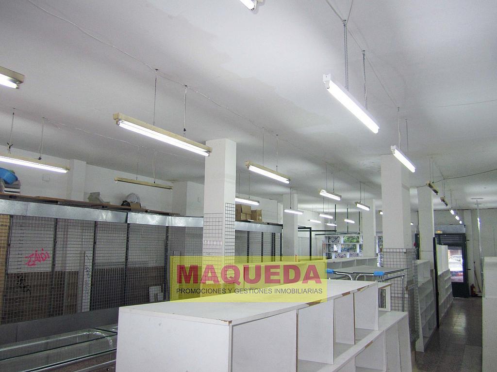 Local comercial en alquiler en calle Valladolid, Centro-Casco Antiguo en Alcorcón - 288657685