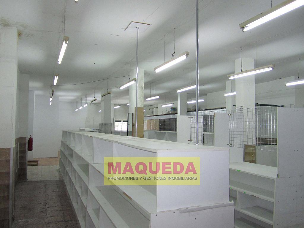 Local comercial en alquiler en calle Valladolid, Centro-Casco Antiguo en Alcorcón - 288657691