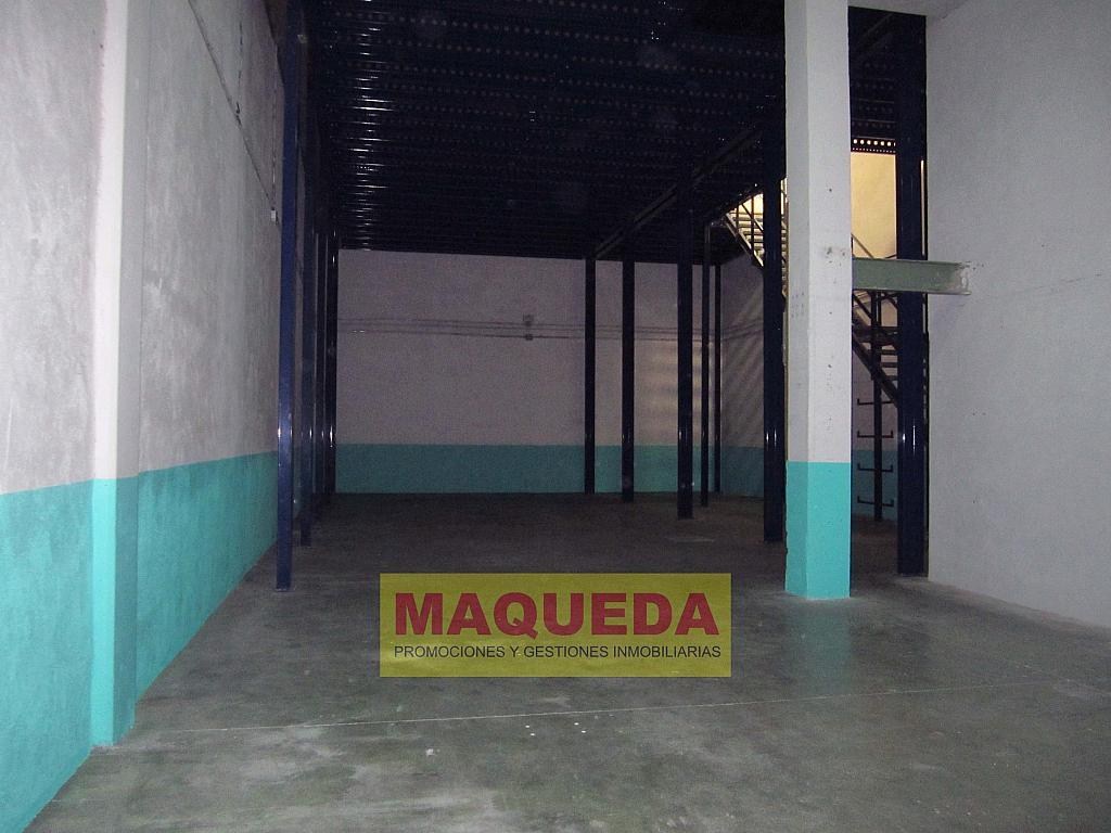 Nave industrial en alquiler en calle Navales, Centro-Casco Antiguo en Alcorcón - 301379096