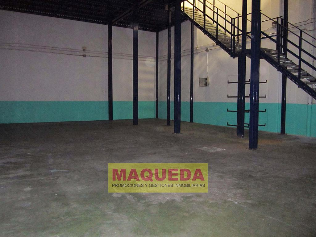 Nave industrial en alquiler en calle Navales, Centro-Casco Antiguo en Alcorcón - 301379101