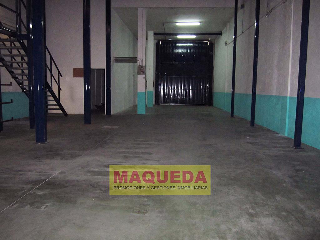 Nave industrial en alquiler en calle Navales, Centro-Casco Antiguo en Alcorcón - 301379103