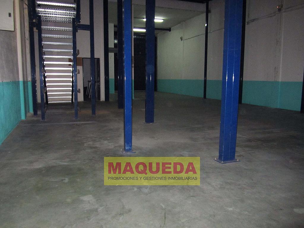 Nave industrial en alquiler en calle Navales, Centro-Casco Antiguo en Alcorcón - 301379107