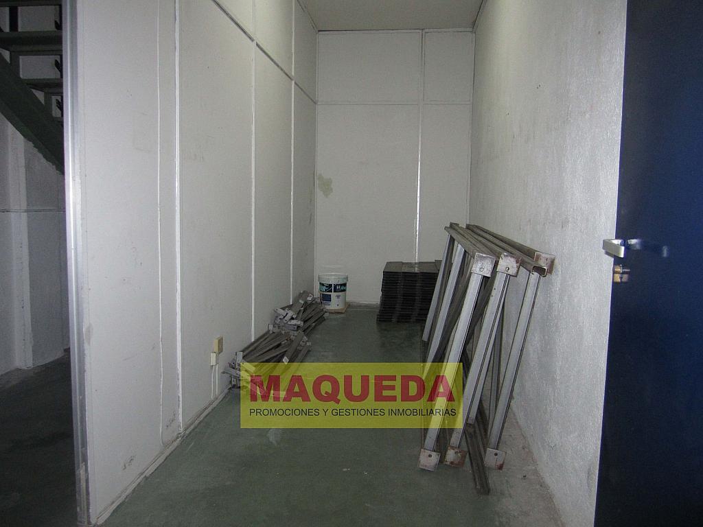 Nave industrial en alquiler en calle Navales, Centro-Casco Antiguo en Alcorcón - 301379112