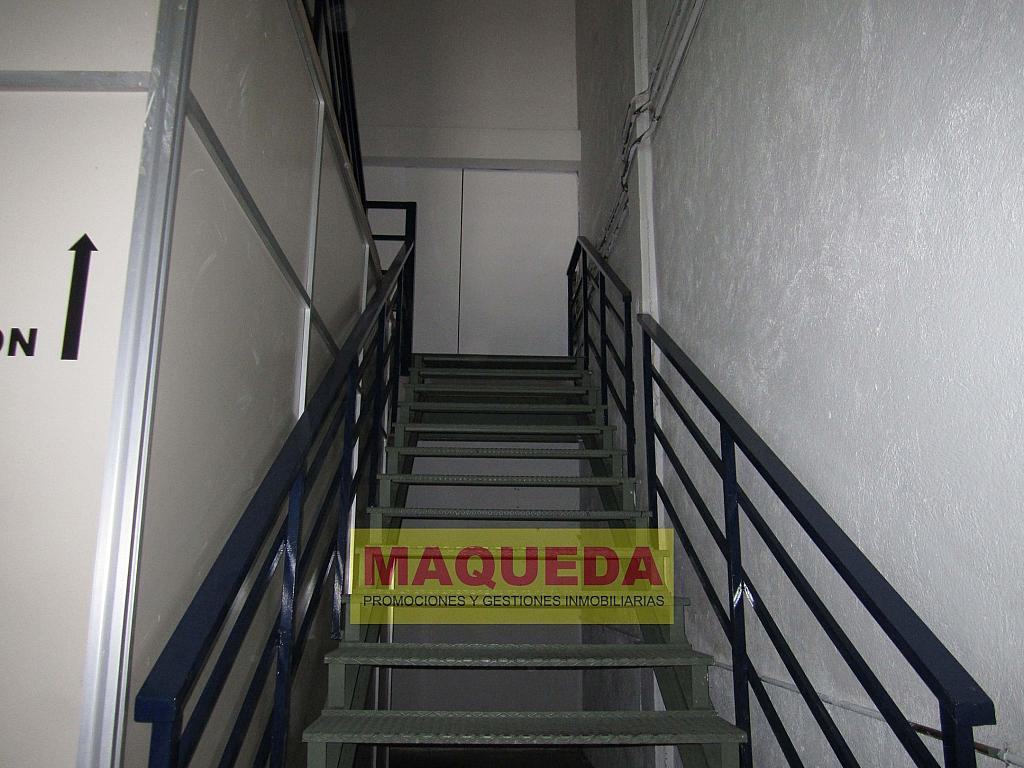 Nave industrial en alquiler en calle Navales, Centro-Casco Antiguo en Alcorcón - 301379114