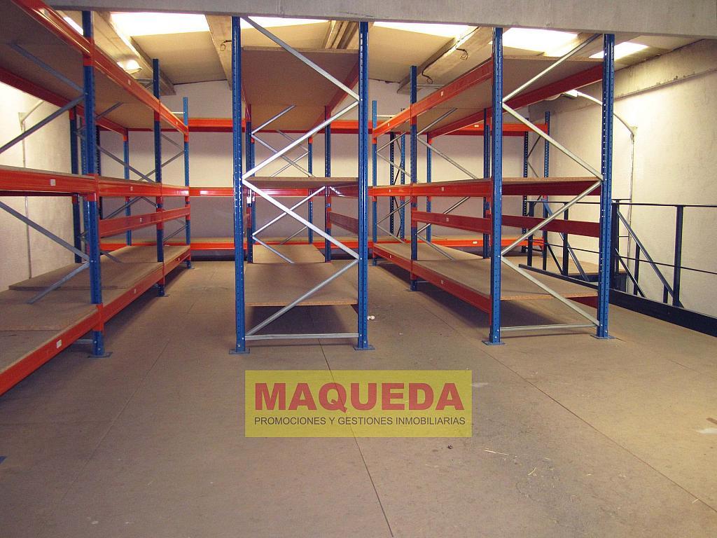 Nave industrial en alquiler en calle Navales, Centro-Casco Antiguo en Alcorcón - 301379206