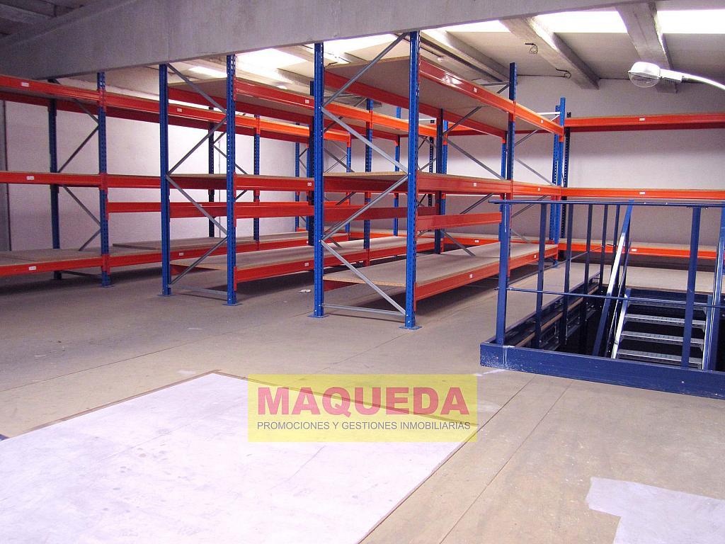 Nave industrial en alquiler en calle Navales, Centro-Casco Antiguo en Alcorcón - 301379208
