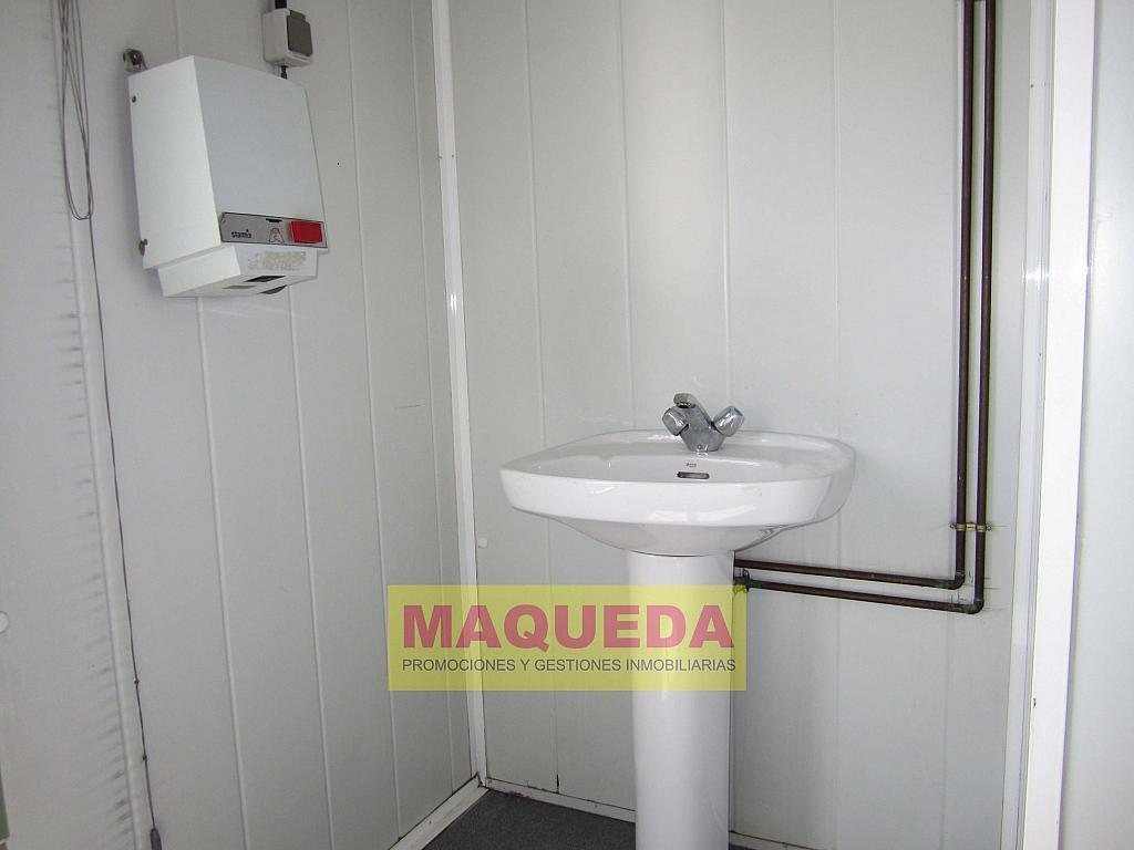 Baño - Nave industrial en alquiler en calle Navales, Centro-Casco Antiguo en Alcorcón - 301379213