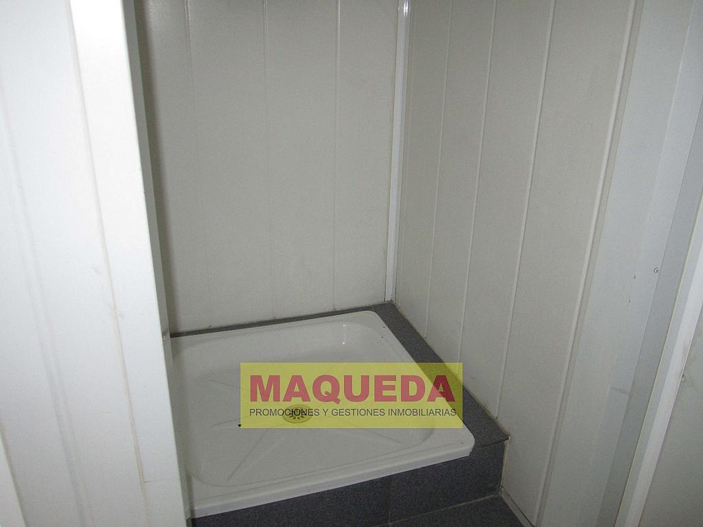 Baño - Nave industrial en alquiler en calle Navales, Centro-Casco Antiguo en Alcorcón - 301379214