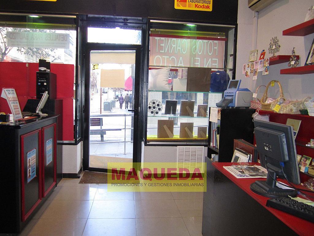 Local comercial en alquiler en calle Vizcaya, Centro-Casco Antiguo en Alcorcón - 315274865