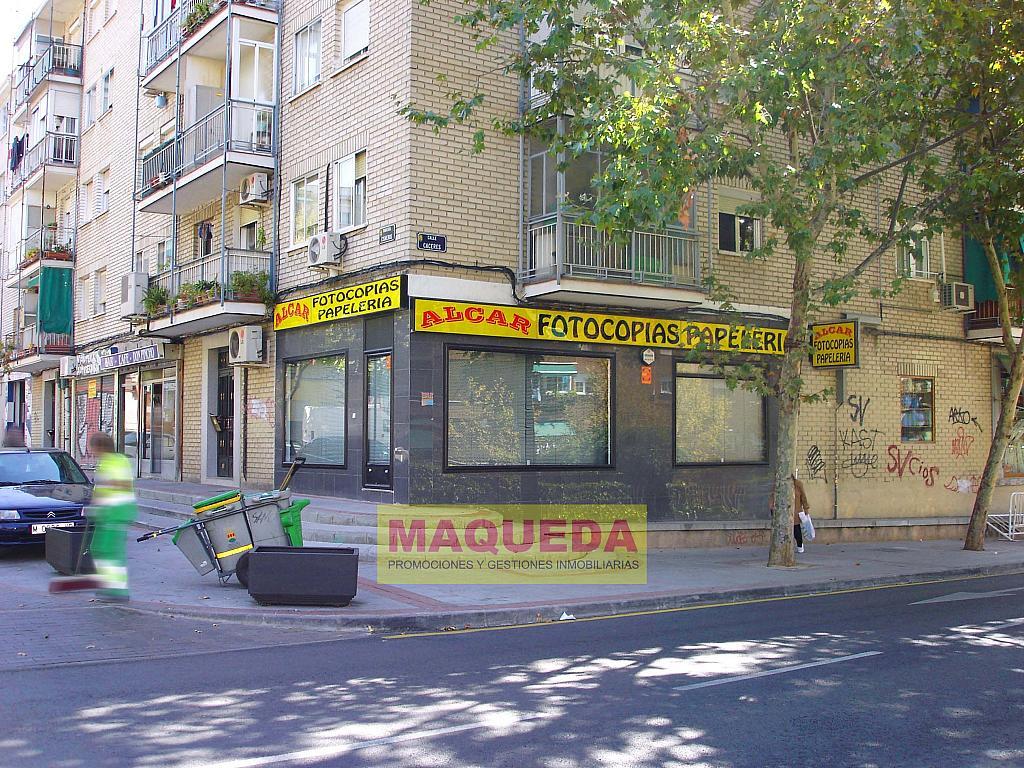 Fachada - Local en alquiler en calle Cáceres, Centro-Casco Antiguo en Alcorcón - 323482446