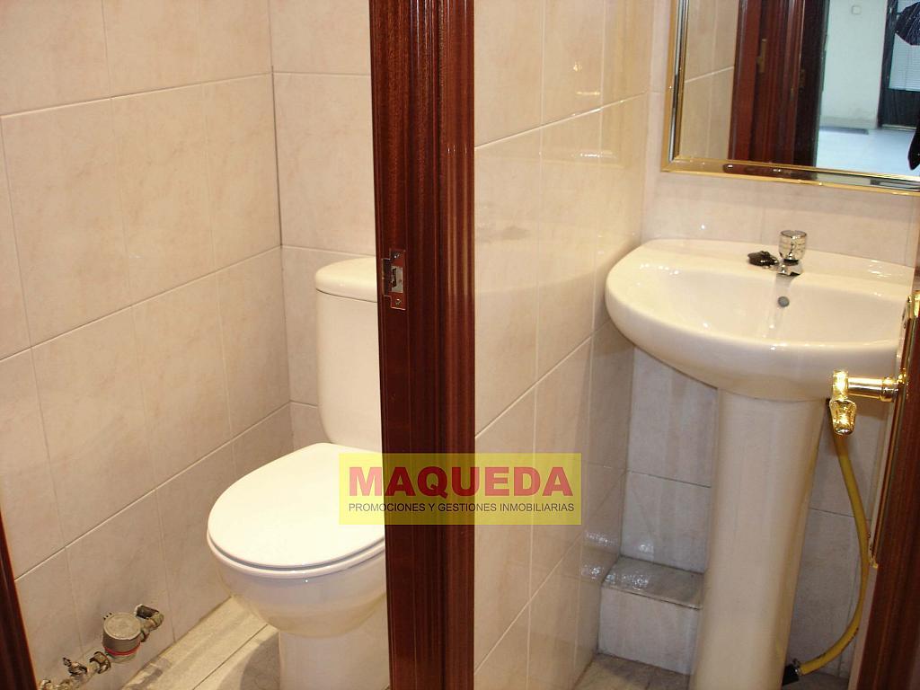 Baño - Local en alquiler en calle Cáceres, Centro-Casco Antiguo en Alcorcón - 323482474