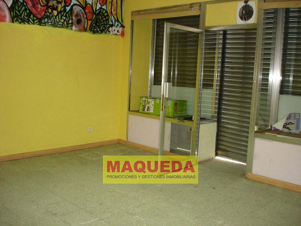 Local comercial en alquiler en travesía De Cisneros, Centro-Casco Antiguo en Alcorcón - 228415137