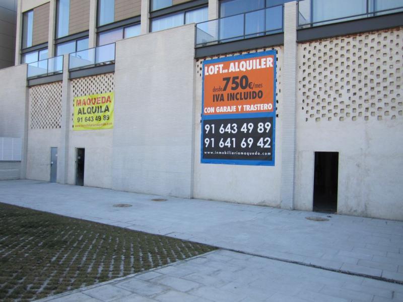 Local comercial en alquiler en calle De Leganés, Ondarreta-Las Retamas-Parque Oeste en Alcorcón - 73213280