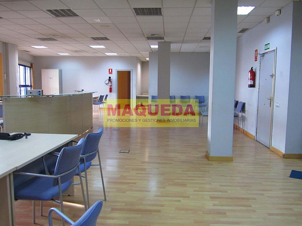 Oficina en alquiler en calle Fuenlabrada, Centro-Casco Antiguo en Alcorcón - 155966236