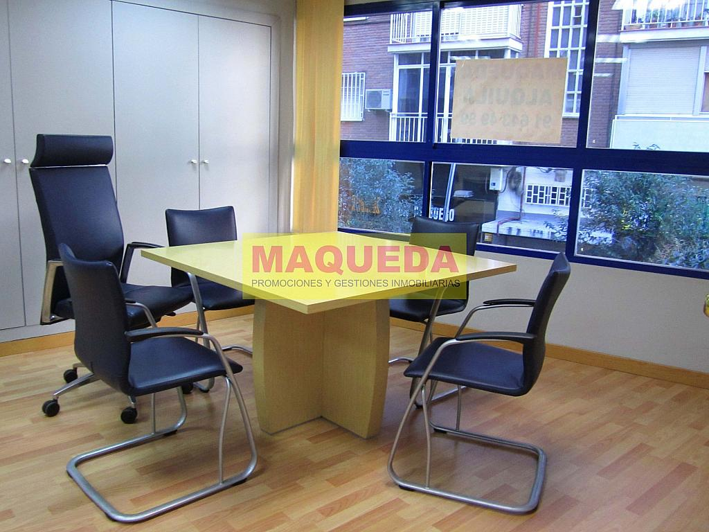 Oficina en alquiler en calle Fuenlabrada, Centro-Casco Antiguo en Alcorcón - 155966251