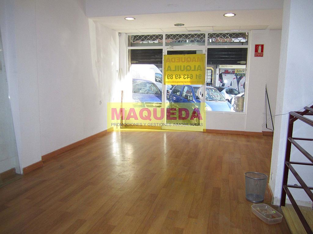 Local comercial en alquiler en calle Virgen de Iciar, Centro-Casco Antiguo en Alcorcón - 183429393