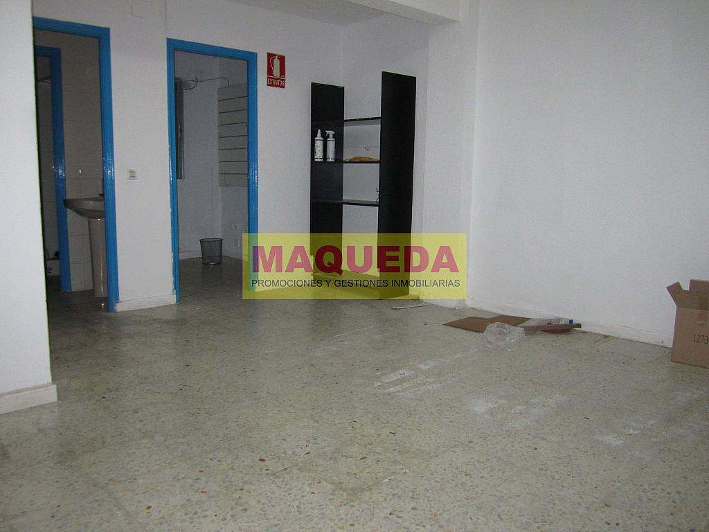 Sótano - Local comercial en alquiler en calle Virgen de Iciar, Centro-Casco Antiguo en Alcorcón - 183429399