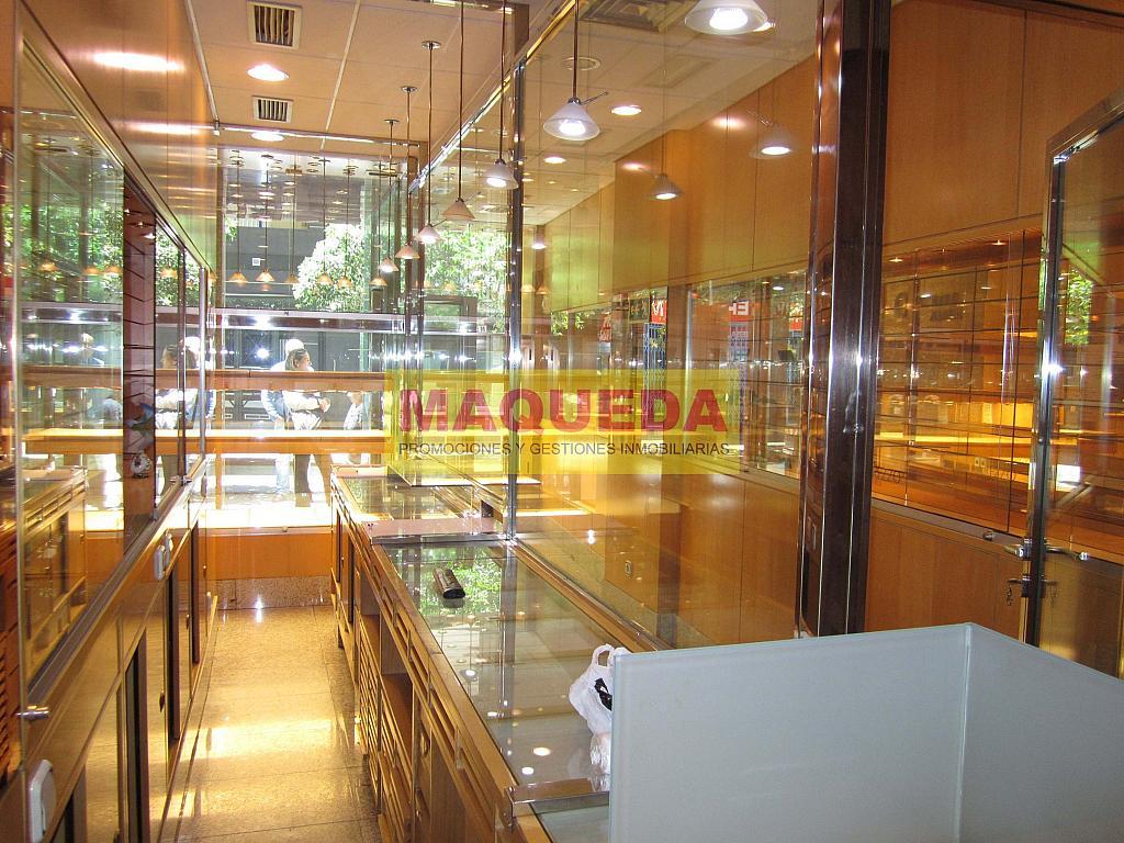 Local comercial en alquiler en calle Fuenlabrada, Centro-Casco Antiguo en Alcorcón - 194165452