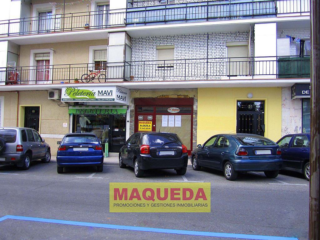 Fachada - Local comercial en alquiler en calle Virgen de Iciar, Centro-Casco Antiguo en Alcorcón - 198615184