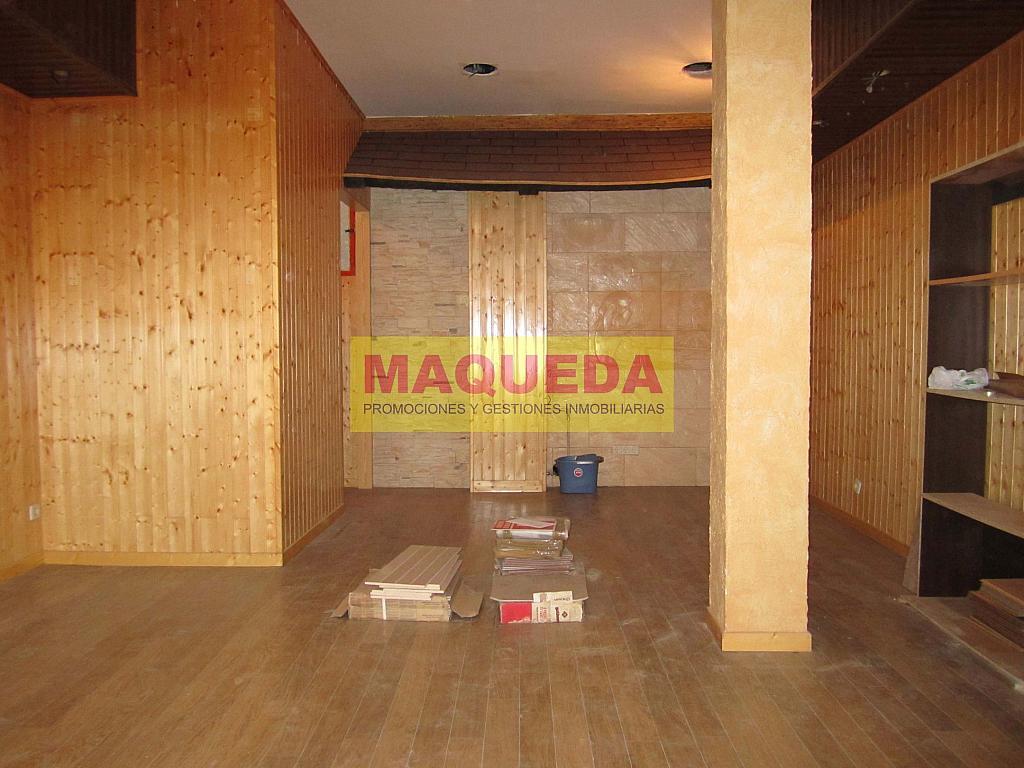 Local comercial en alquiler en calle Virgen de Iciar, Centro-Casco Antiguo en Alcorcón - 198615193