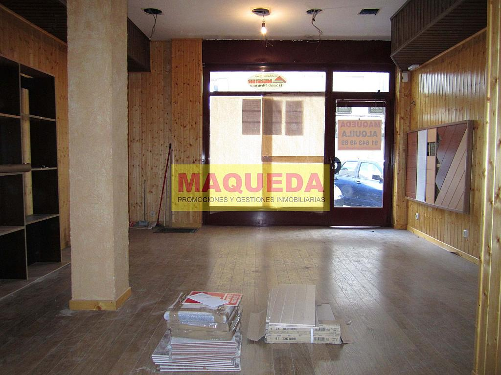 Local comercial en alquiler en calle Virgen de Iciar, Centro-Casco Antiguo en Alcorcón - 198615198