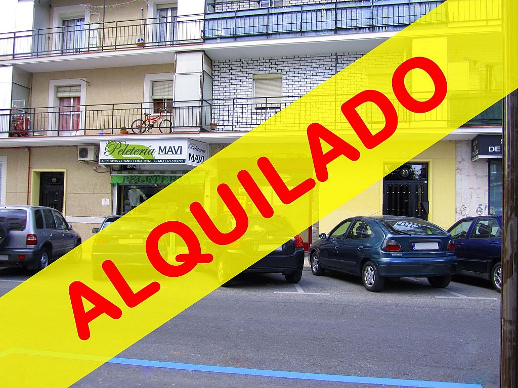 Local comercial en alquiler en calle Virgen de Iciar, Centro-Casco Antiguo en Alcorcón - 322534560