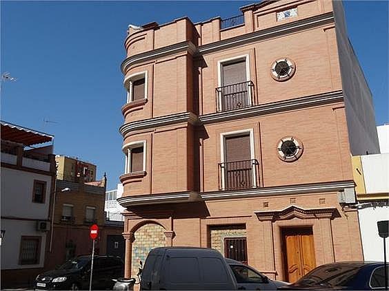 Moderno y representativo - Oficina en alquiler en calle Lopez de Legazpi, San José en Sevilla - 279759147