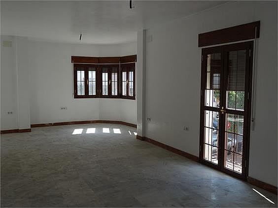 La sala principal hace esquina - Oficina en alquiler en calle Lopez de Legazpi, San José en Sevilla - 279759159