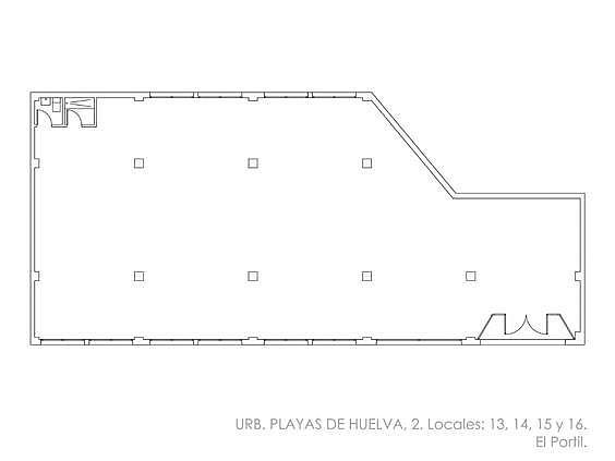 Local en alquiler en urbanización Playas de Huelva, Punta Umbría - 311491951