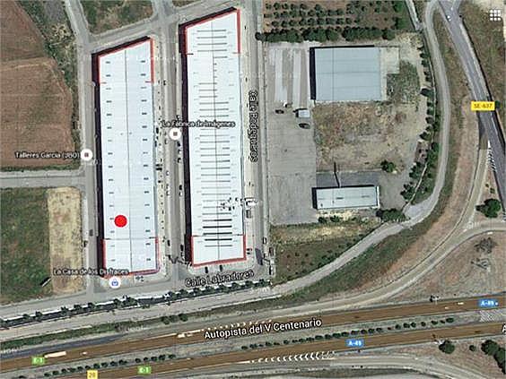 Ubicación de la nave - Local en alquiler en calle Herradores, Carrión de los Céspedes - 333487905