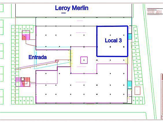 Local en alquiler en parque CC Aljarafe, Tomares - 235123914