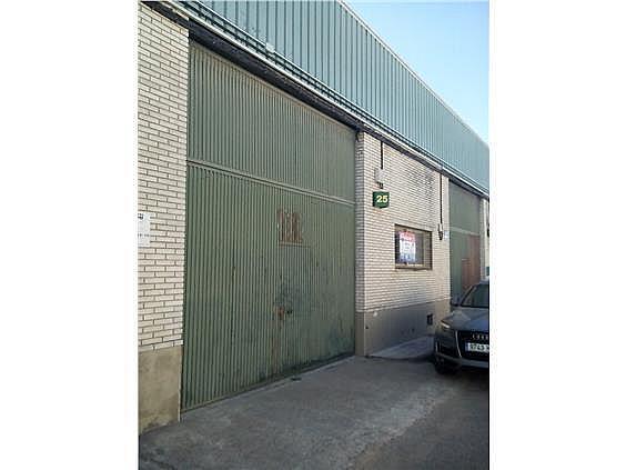 Nave industrial en alquiler en calle Merka, Alcalá de Guadaira - 242693287