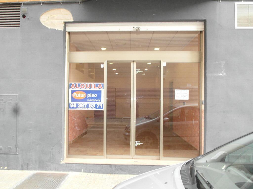 Local comercial en alquiler en calle Banda Unión Musical, Paiporta - 244019979
