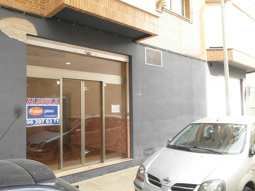 Local comercial en alquiler en calle Banda Unión Musical, Paiporta - 244019982