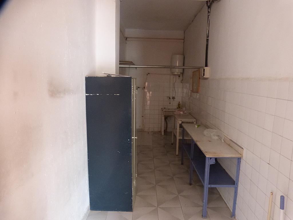 Local comercial en alquiler en calle Virgen de la Cabeza, Patraix en Valencia - 307436298