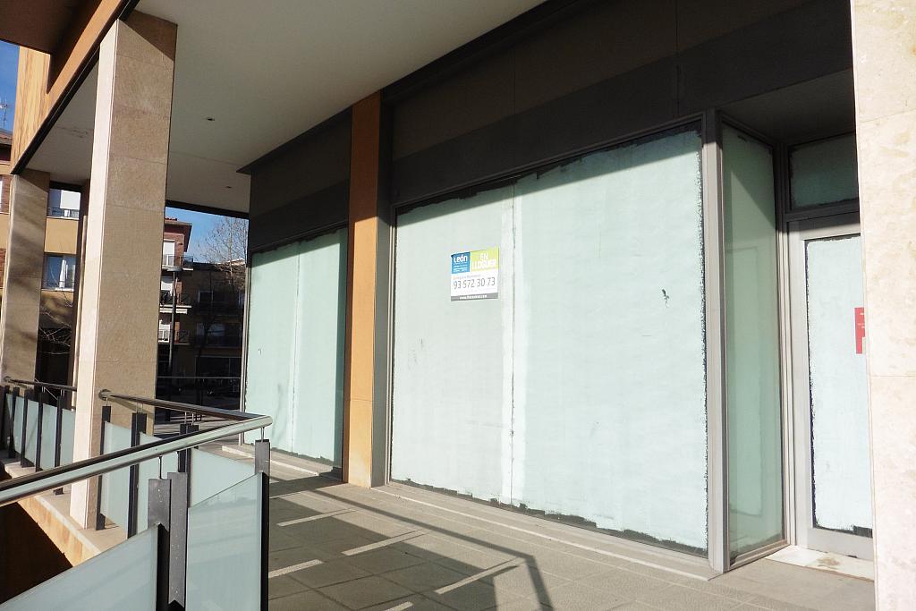 Local comercial en alquiler en plaza Europa, Montmeló - 317180206