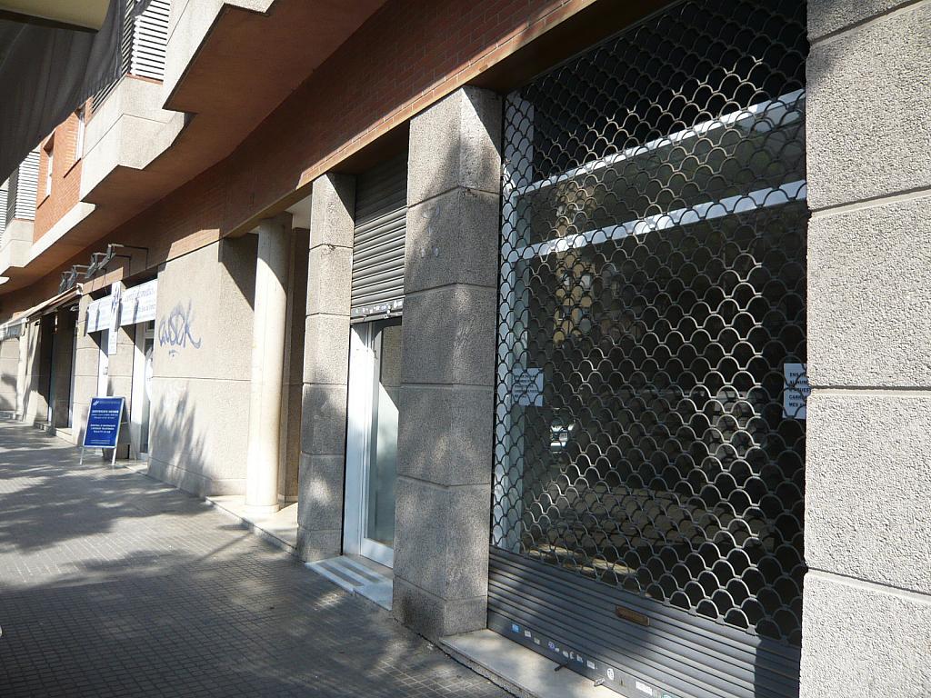 Fachada - Local comercial en alquiler en rambla Pompeu Fabra, Mollet del Vallès - 329117359