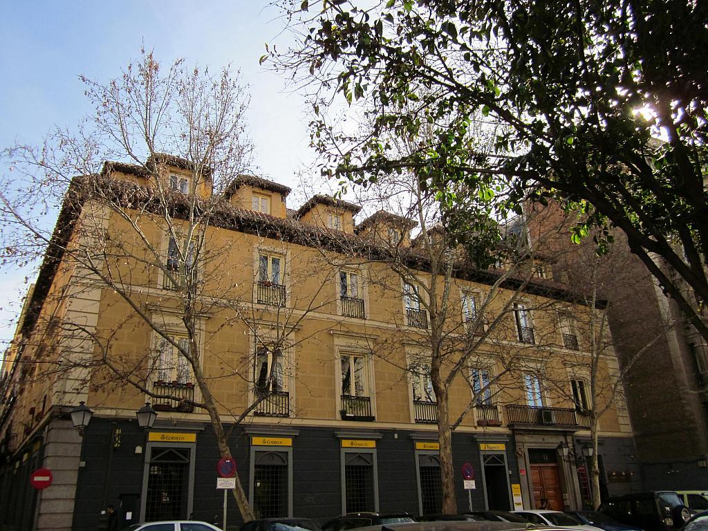 Estudio en alquiler de temporada en calle Carrera de San Facisco, Palacio en Madrid - 257465454