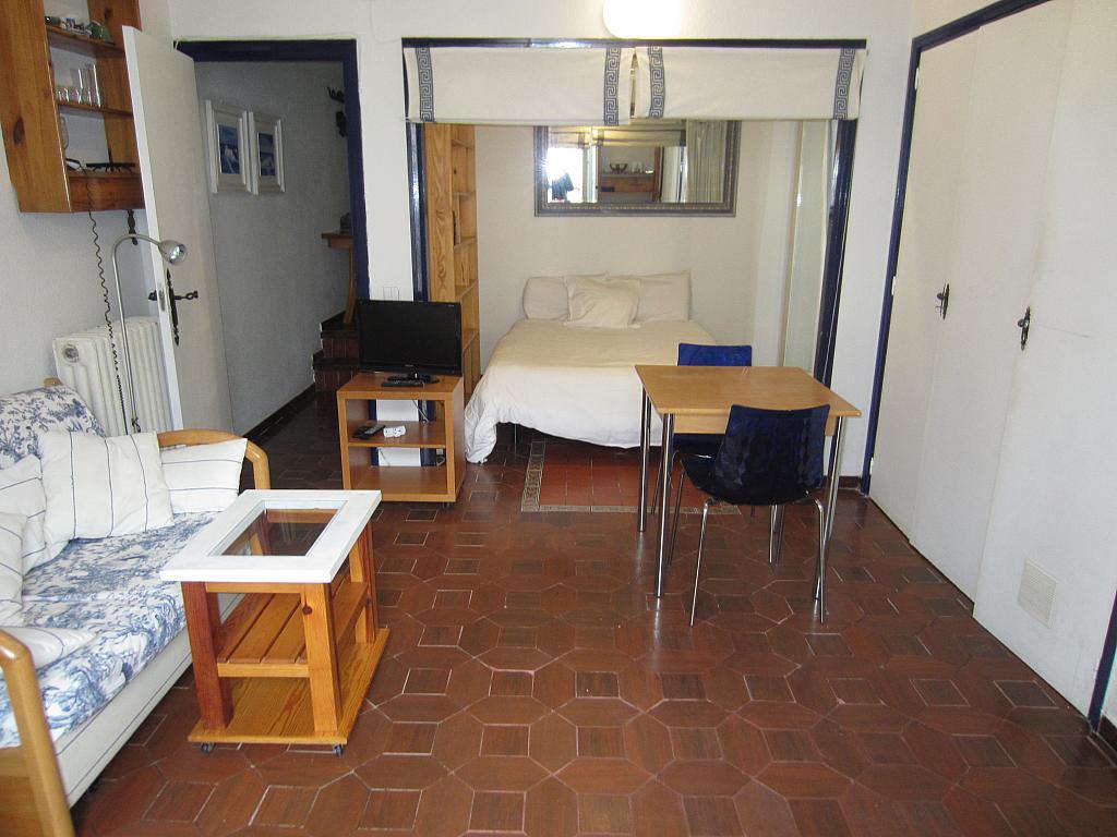 Estudio en alquiler de temporada en calle Carrera de San Facisco, Palacio en Madrid - 257465460