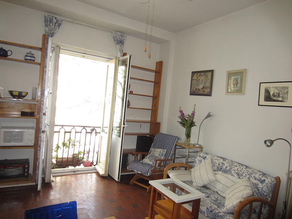 Estudio en alquiler de temporada en calle Carrera de San Facisco, Palacio en Madrid - 257465463