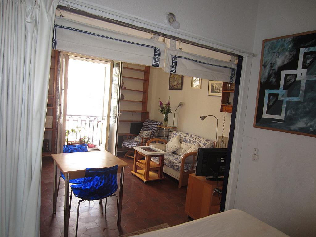 Estudio en alquiler de temporada en calle Carrera de San Facisco, Palacio en Madrid - 257465467