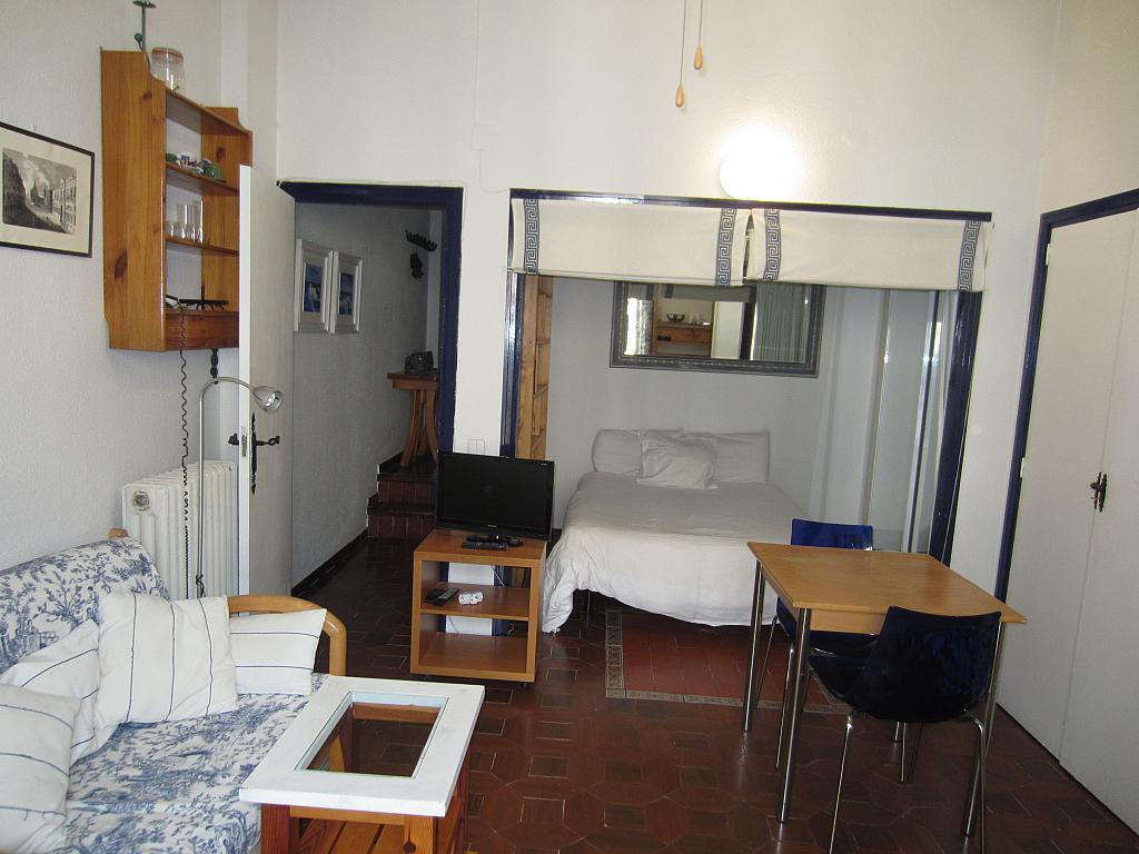 Estudio en alquiler de temporada en calle Carrera de San Facisco, Palacio en Madrid - 257465480