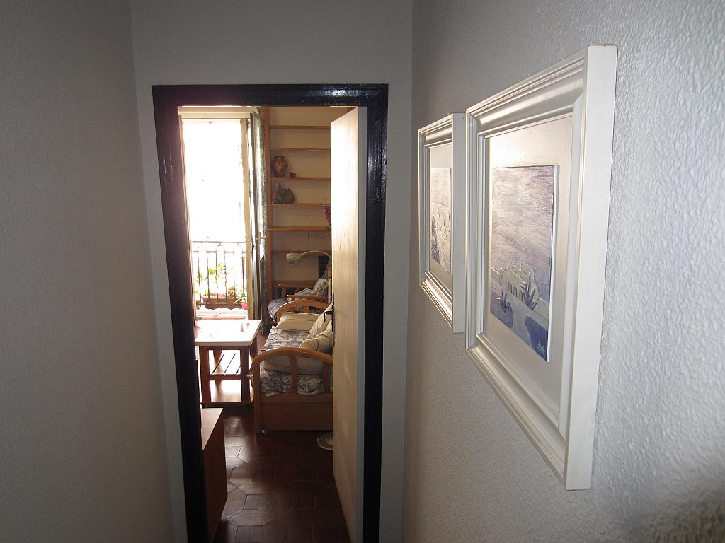 Estudio en alquiler de temporada en calle Carrera de San Facisco, Palacio en Madrid - 257465869