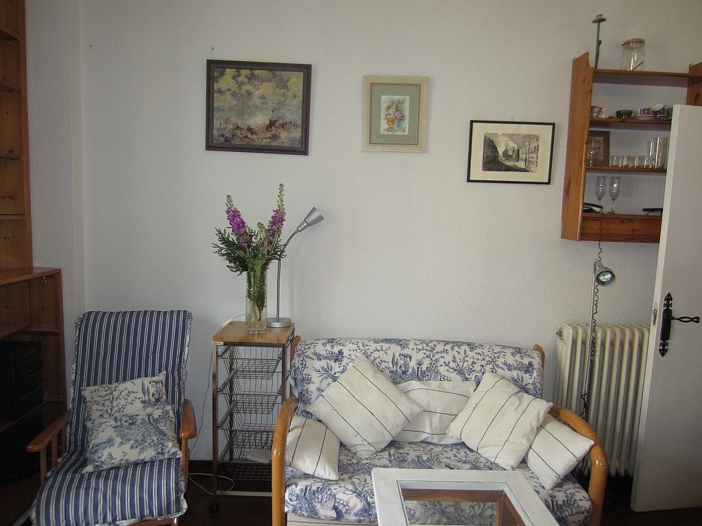 Estudio en alquiler de temporada en calle Carrera de San Facisco, Palacio en Madrid - 257465880