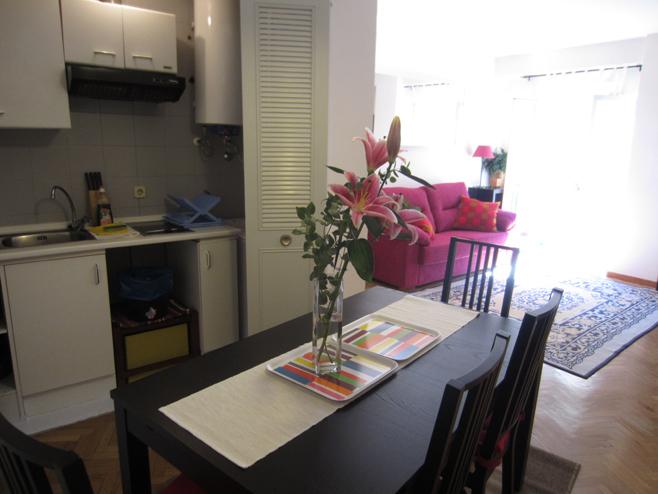 Comedor - Apartamento en alquiler de temporada en calle De Las Fuentes, Centro en Madrid - 120673655