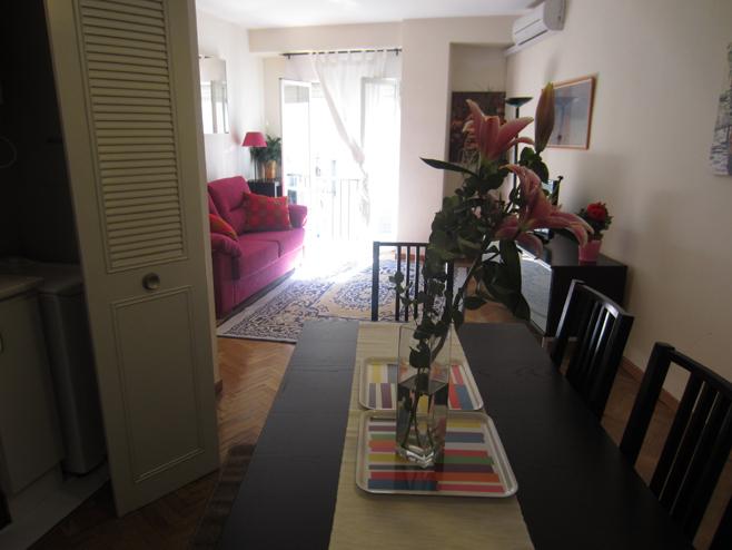 Comedor - Apartamento en alquiler de temporada en calle De Las Fuentes, Centro en Madrid - 120673656