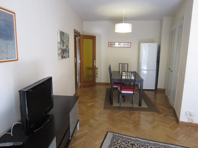 Comedor - Apartamento en alquiler de temporada en calle De Las Fuentes, Centro en Madrid - 120673658