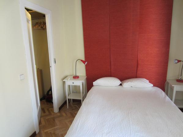 Dormitorio - Apartamento en alquiler de temporada en calle Fuentes, Palacio en Madrid - 120675292