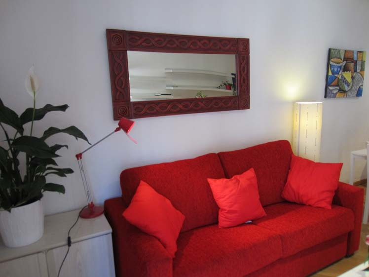 Apartamento en alquiler de temporada en calle Fuentes, Palacio en Madrid - 120675866