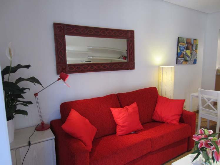 Apartamento en alquiler de temporada en calle Fuentes, Palacio en Madrid - 120675869